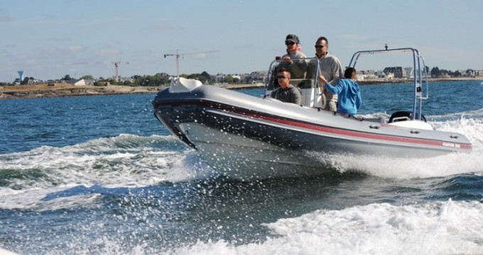Hire RIB with or without skipper Joker Boat Lorient