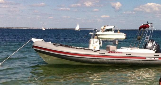 Boat rental Joker Boat Coaster 600 in Lorient on Samboat