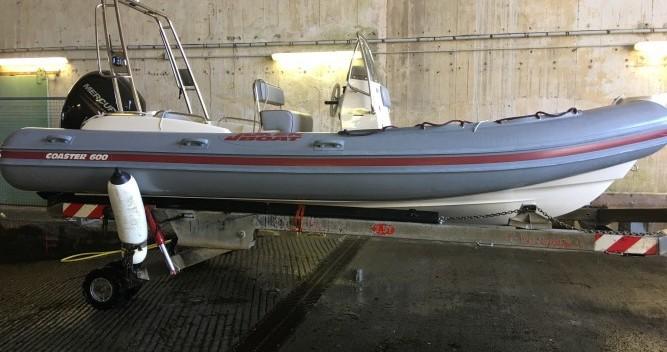 Rental yacht Lorient - Joker Boat Coaster 600 on SamBoat