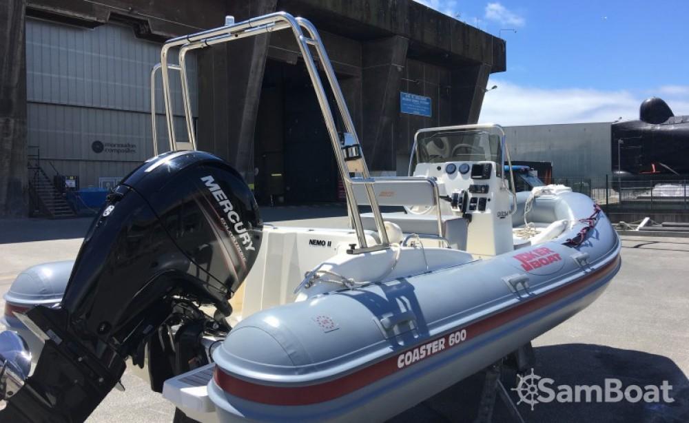 Noleggio Gommone Joker Boat con un permesso di