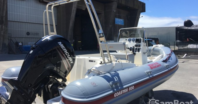 Rent a Joker Boat Coaster 600 Lorient