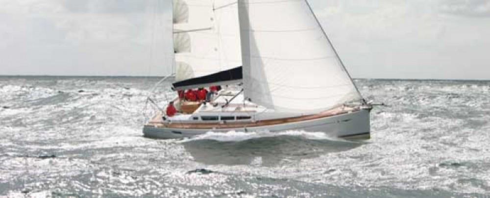 Location bateau Jeanneau Sun Odyssey 42i à Portocolom sur Samboat