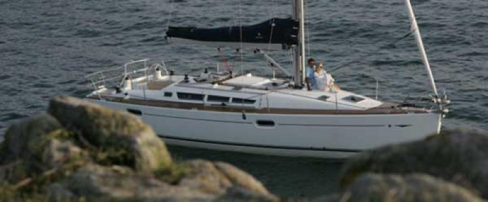Jeanneau Sun Odyssey 42i entre particuliers et professionnel à Portocolom