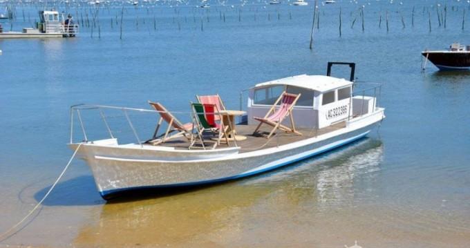 Location bateau Le Canon pas cher Chaland