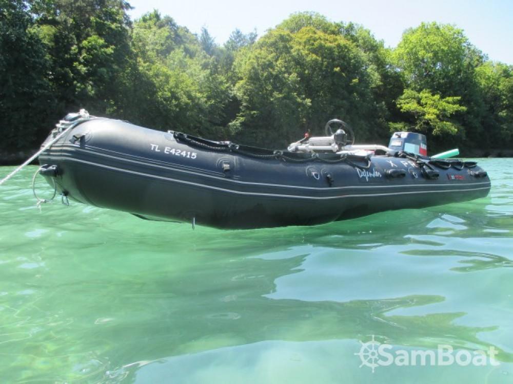 Location bateau 3D Tender X Pro 460 à Thonon-les-Bains sur Samboat