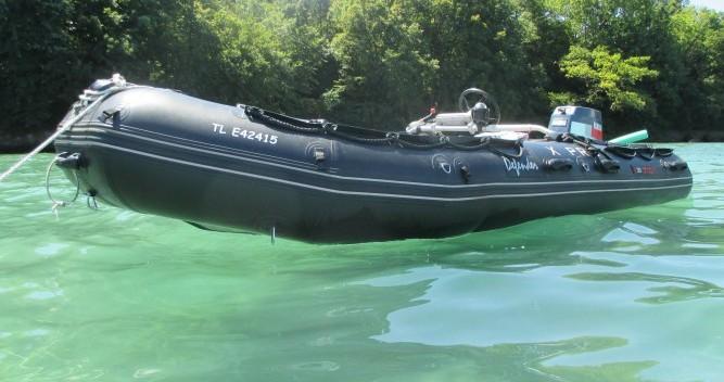 3D Tender X Pro 460 entre particuliers et professionnel à Thonon-les-Bains