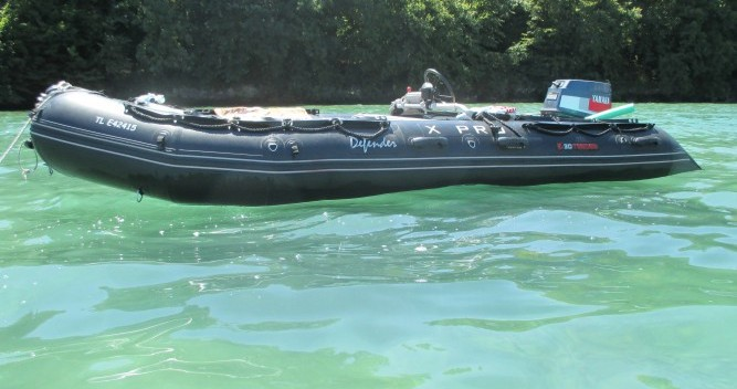 Location yacht à Thonon-les-Bains - 3D Tender X Pro 460 sur SamBoat