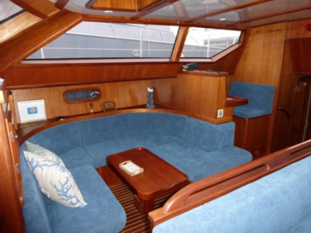 One-Offmarine-Concept 70 pieds between personal and professional Brest