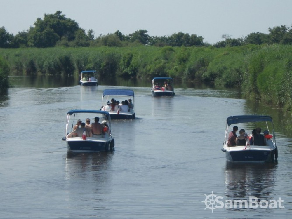 Alquiler de barcos Ruban-Bleu Scoop enLe Teich en Samboat