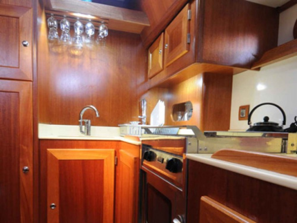 Hire Sailboat with or without skipper One-Offmarine-Concept Brest
