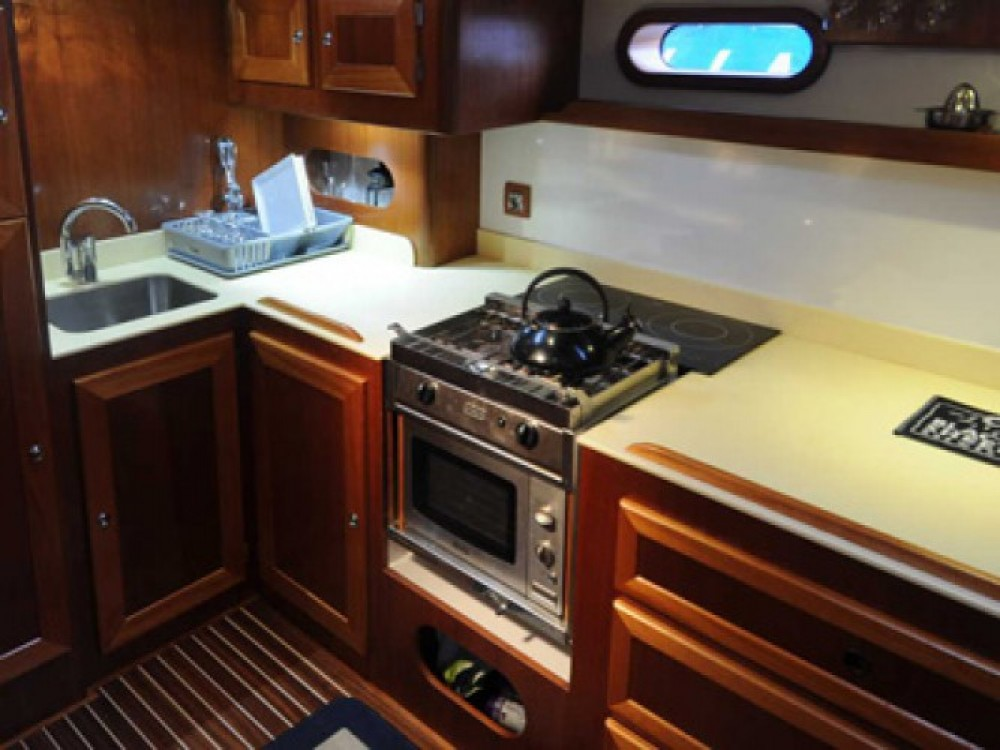 Rental Sailboat in Brest - One-Offmarine-Concept 70 pieds