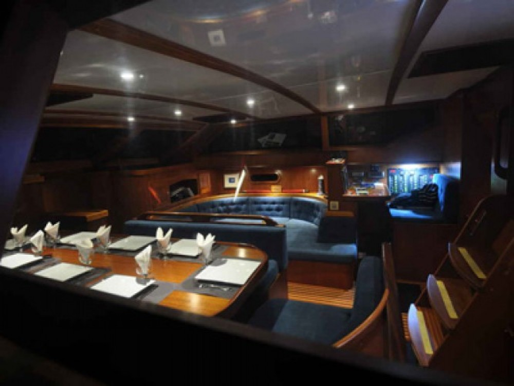 Boat rental One-Offmarine-Concept 70 pieds in Brest on Samboat