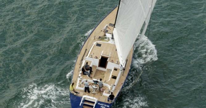 Louez un One-Offmarine-Concept 70 pieds à Brest