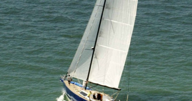Boat rental Brest cheap 70 pieds