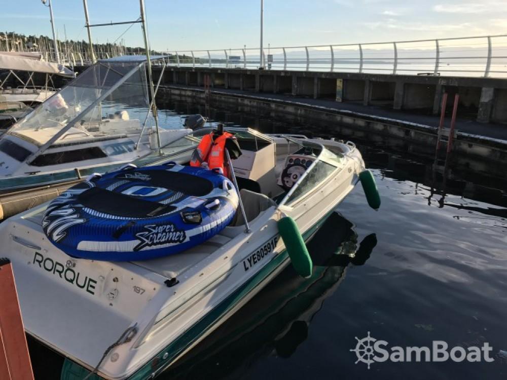 Location bateau Thonon-les-Bains pas cher Concept 19
