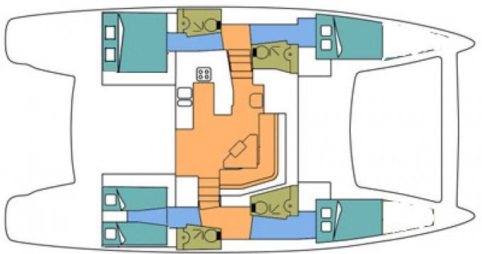 Location yacht à Punaauia - Catana Catana 50 sur SamBoat
