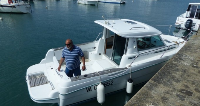 Location bateau Jeanneau Merry Fisher 695 à Sarzeau sur Samboat