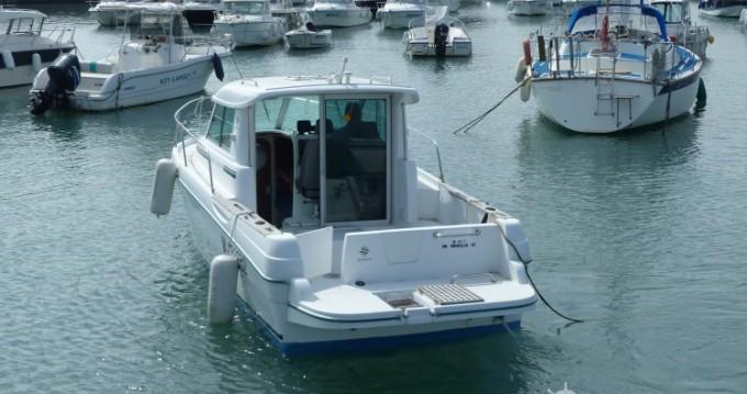 Location yacht à Sarzeau - Jeanneau Merry Fisher 695 sur SamBoat