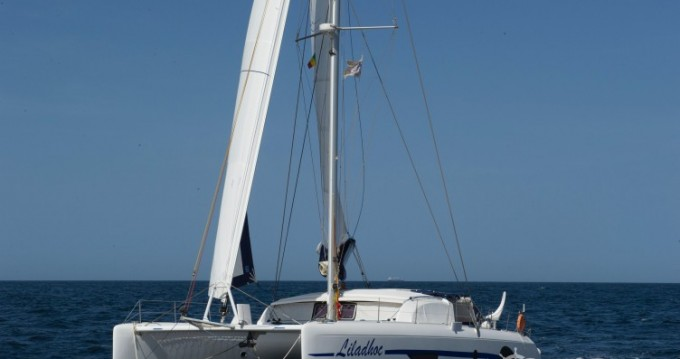 Location bateau Leucate pas cher Outremer 49