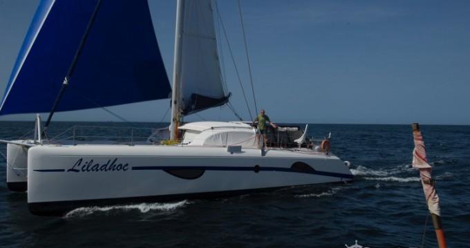 Catamaran à louer à Leucate au meilleur prix