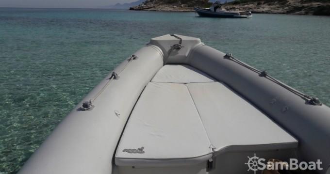 Location yacht à Saint-Florent - Motonautica-Vesuviana MV  650 confort sur SamBoat