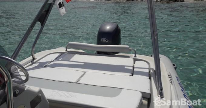 Location bateau Saint-Florent pas cher MV  650 confort