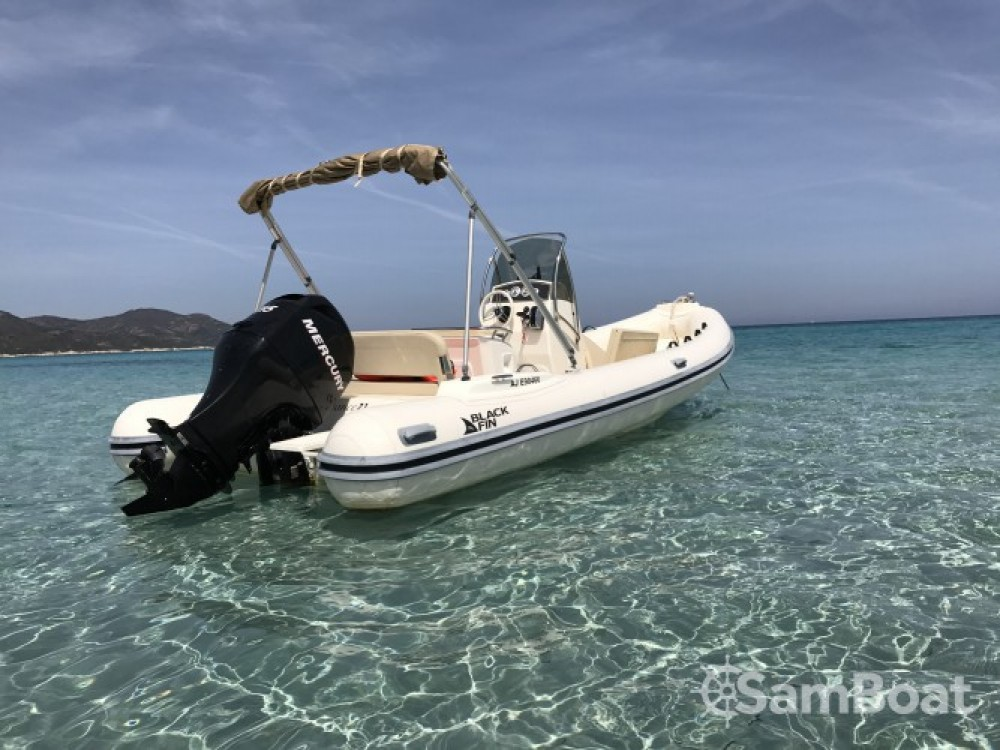 Location yacht à Saint-Florent - Nuova Jolly Black fin sur SamBoat