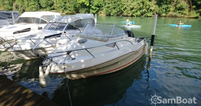 Motorboot mieten in Triel-sur-Seine - Quicksilver Quicksilver 540 Cruiser