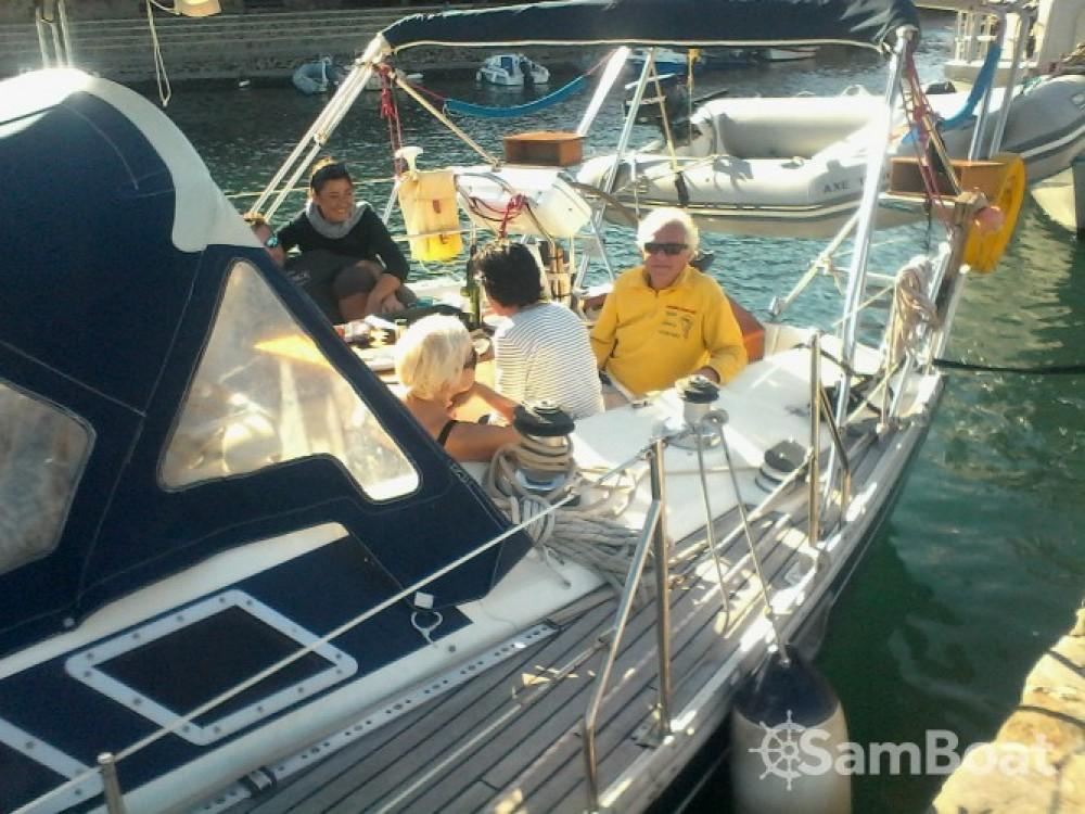 Location yacht à Saint-Cyprien - Jeanneau Sun Kiss 47 sur SamBoat
