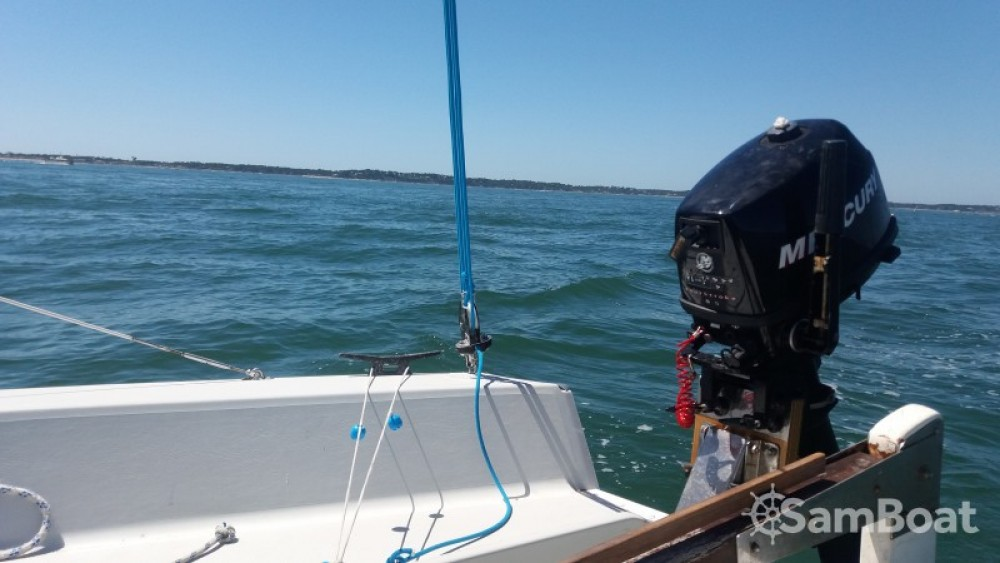 Hire Sailboat with or without skipper Neptune Andernos-les-Bains