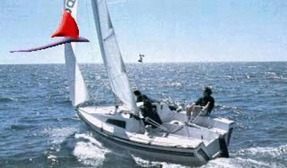 Boat rental Andernos-les-Bains cheap Micro 550