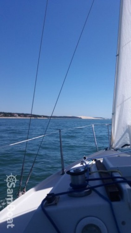Neptune Micro 550 between personal and professional Andernos-les-Bains