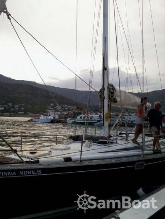 Location bateau Saint-Cyprien pas cher Sun Kiss 47