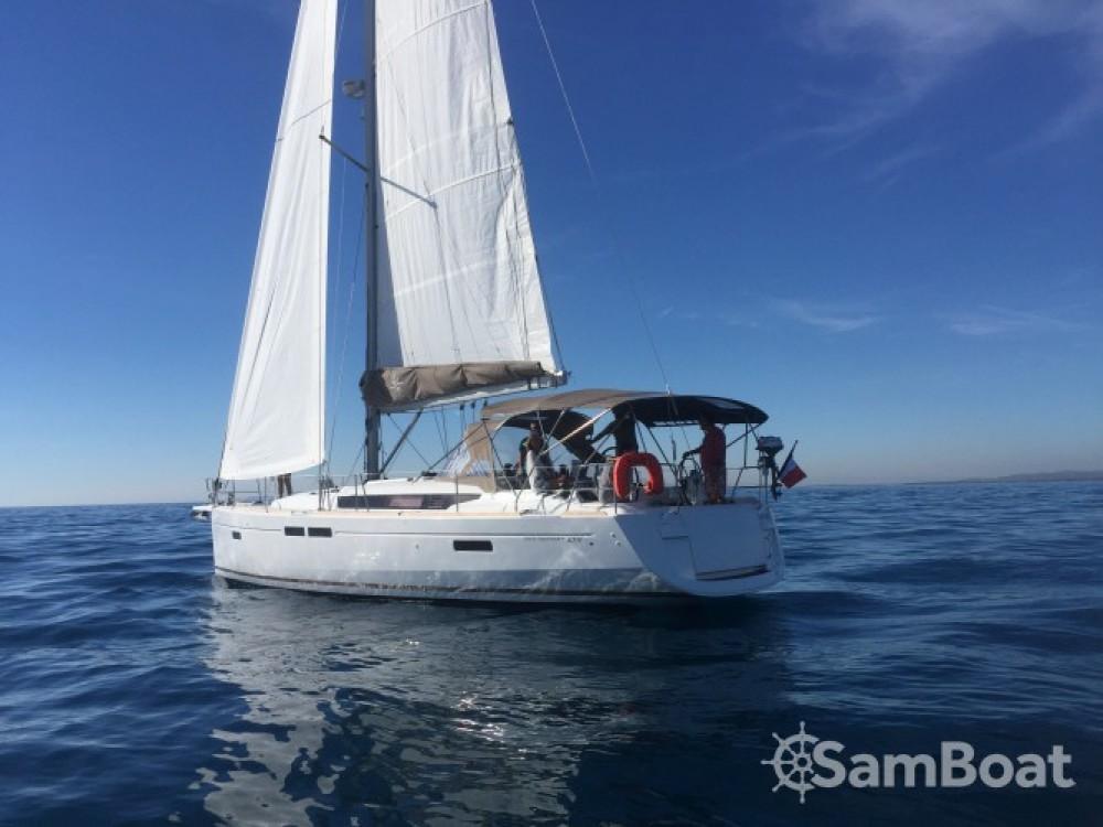 Location bateau Jeanneau Sun Odyssey 479 à La Grande-Motte sur Samboat