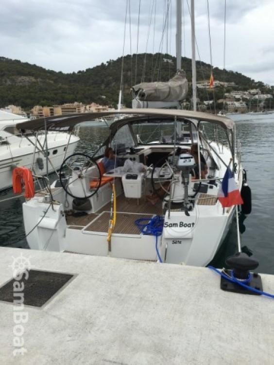 Louer Voilier avec ou sans skipper Jeanneau à La Grande-Motte