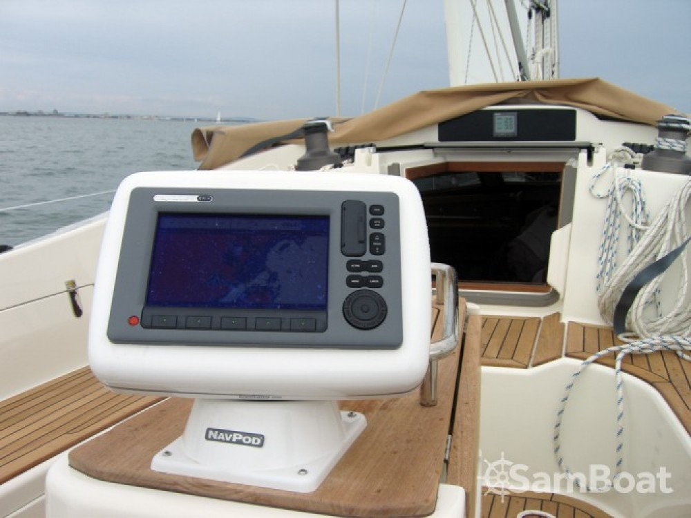 Rental yacht Eastleigh - Southerly 42RST on SamBoat