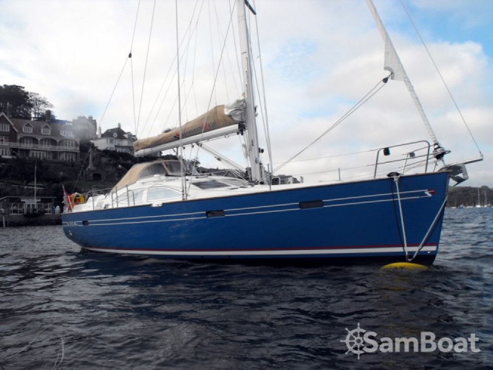 Rental Sailboat Southerly with a permit