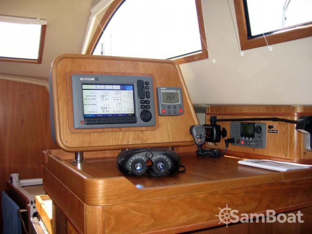 Verhuur Zeilboot in Eastleigh - Southerly 42RST