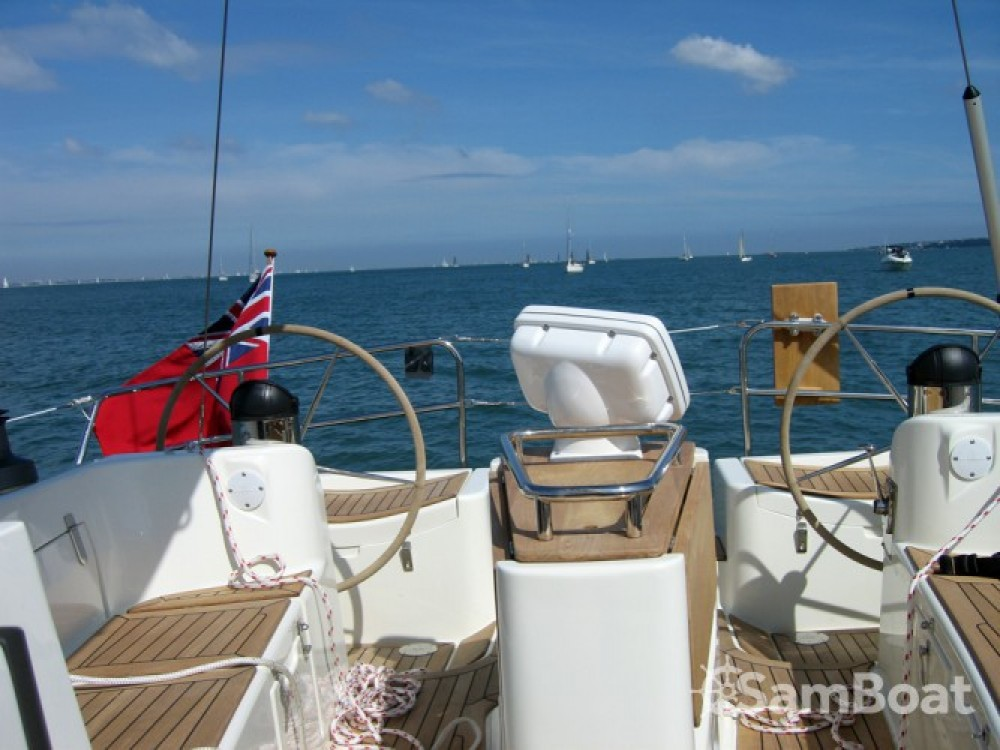 Bootverhuur Southerly 42RST in Eastleigh via SamBoat