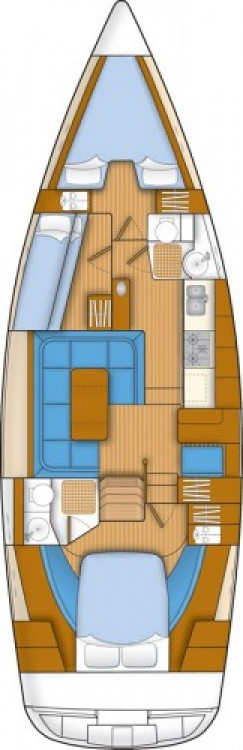 Bootsverleih Southerly 42RST Eastleigh Samboat