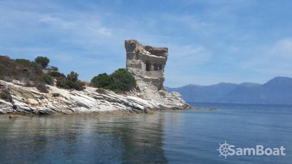 Location bateau Saint-Florent pas cher Evoluzione 18