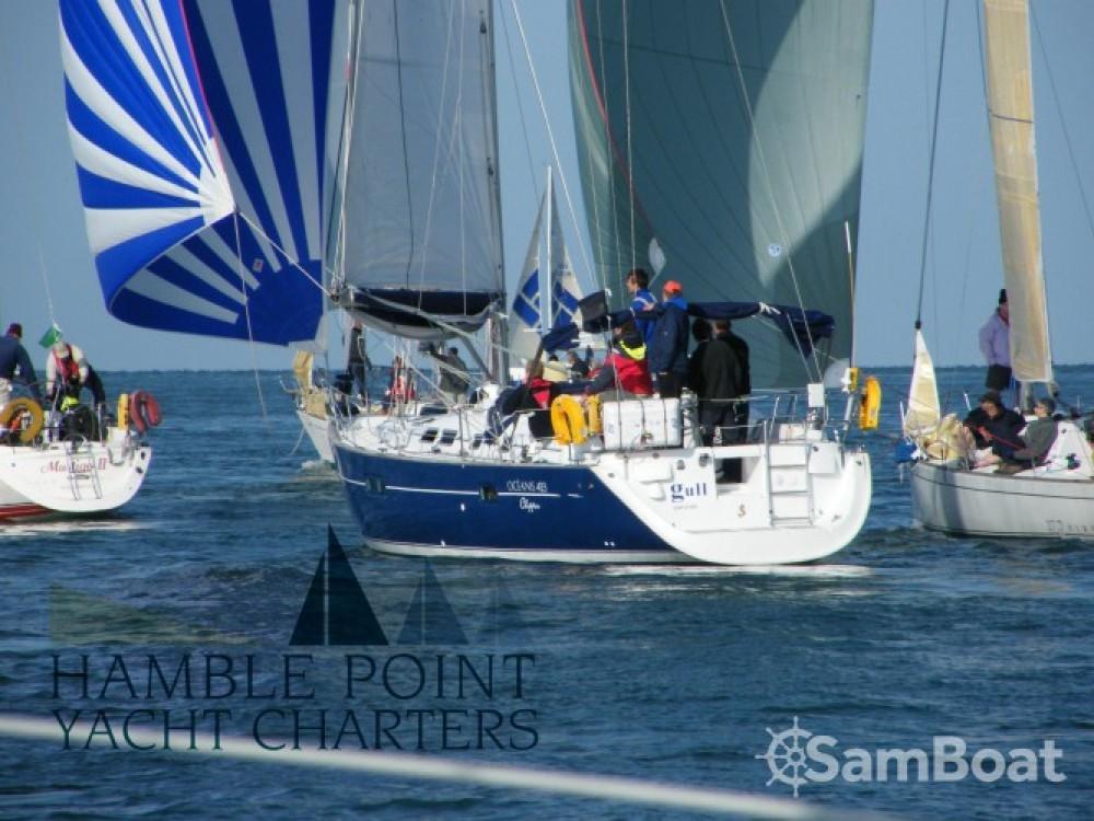 Location bateau Eastleigh pas cher Oceanis 423