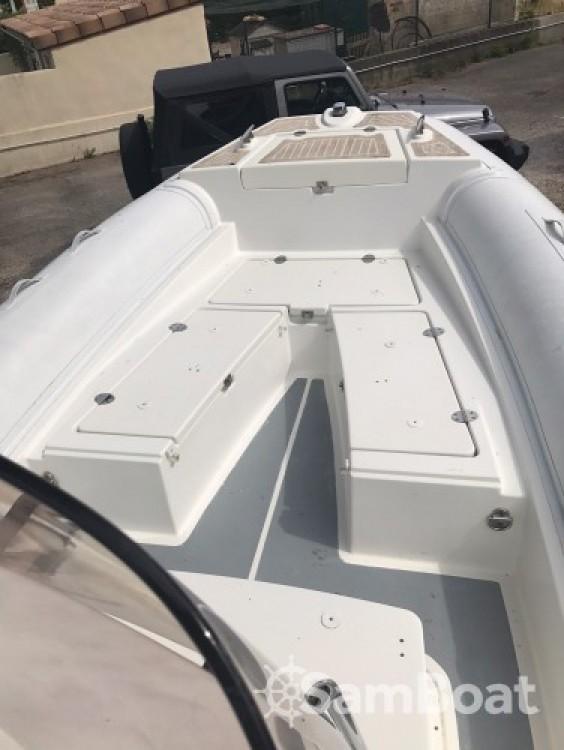 Alquiler de barcos Selva Selva D840 Exclusive enBeg-Meil en Samboat