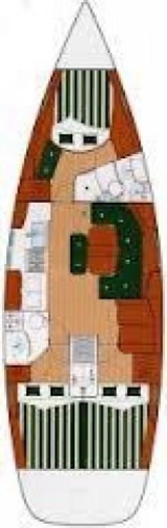 Location Voilier à Eastleigh - Bénéteau Oceanis 423