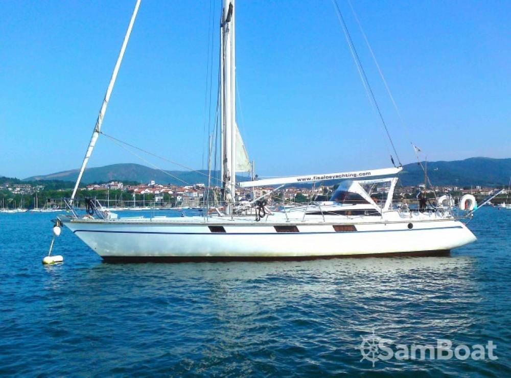 Location bateau Dynamique Express 45 à Hendaye sur Samboat