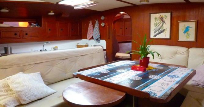 Location bateau Hendaye pas cher Express 45