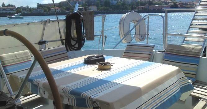 Location yacht à Hendaye - Dynamique Express 45 sur SamBoat