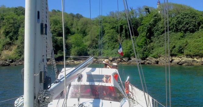 Louer Voilier avec ou sans skipper Dynamique à Hendaye