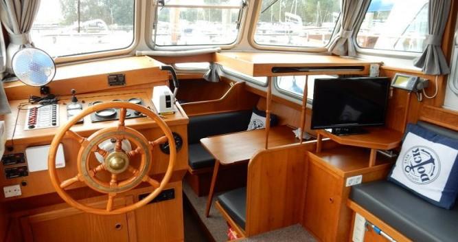 Boat rental Saint-Nicolas-des-Eaux cheap Pedro 1020