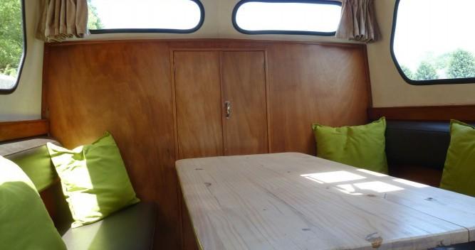 Hire Houseboat with or without skipper Bies Saint-Nicolas-des-Eaux
